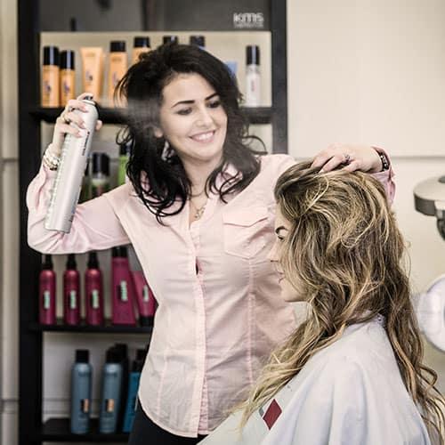 Fryzjer stylista Karolina