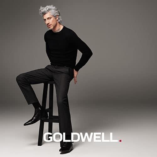 Autoryzowany fryzjer męski Goldwell