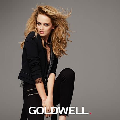 Autoryzowany salon fryzjerski Goldwell blond