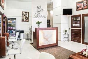 Salon fryzjerski La Rose O nas galeria